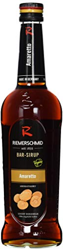 Riemerschmid Bar-Sirup Amaretto (6 x 0.7 l)