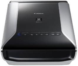 Canon CanoScan 9000F Mark II - Escáner de negativos y diapositivas (9.600 x 9.600 ppp para películas, 4.800 x 4.800 ppp para fotos y documentos), negro