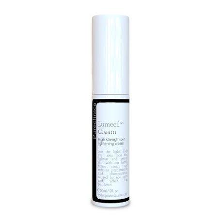 Pureclinica Lumecil - starke Aufhellung der Haut Creme / Bleichcreme für Gesicht und Körper - Aufhellung Der Haut Creme