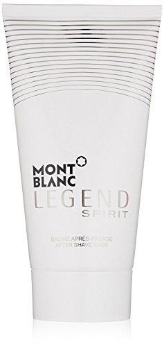 Montblanc Legend Spirit - Balsamo dopobarba, prodotto da uomo per la cura della pelle, da 150ml