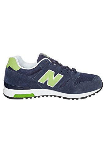 New Balance 565 Core+ Herren Sneaker blau (Blue / Green)