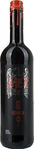 Slayer Blood Red Reign In Cabernet Sauvignon 2014 12,5% Vol. 0,75 l