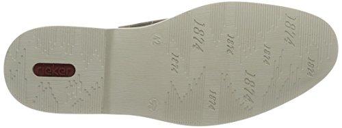 Rieker 13032, Derby Homme Marron (Wood/Navy / 24)