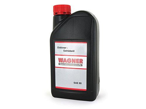 Preisvergleich Produktbild WAGNER Getriebeöl für Oldtimer Wagner* SAE 80 (1 Liter)