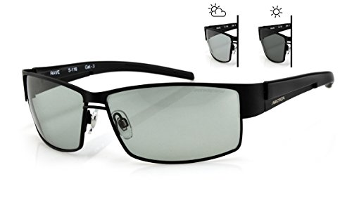 Arctica Photochromic & Polarized Sunglasses S-116 UV400 for Men & Women.