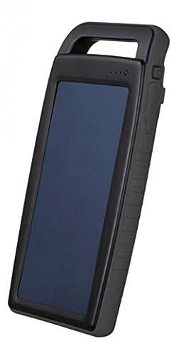 Xtorm FS103avec panneau solaire et Power Pack Hybrid 4x 10000mAh capacité