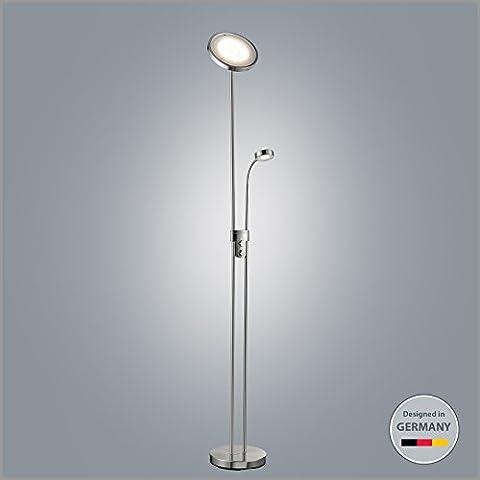 LED Stehlampe inkl LED Platine 230V IP20 21W LED Stehleuchte