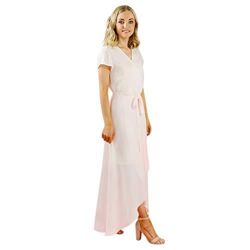 Mädchen ärmellose Feste Sling Weste Rüschen Familie Kleidung Kleid Mädchen Kleider Sommerkleid Blume Baumwolle Lässige Kinderkleidung ()