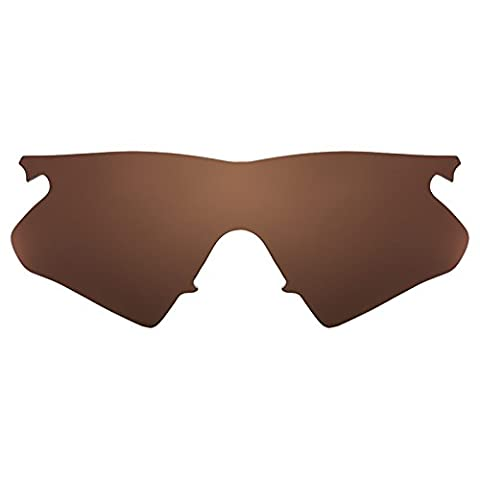 Revant Polarized Replacement Lens for Oakley M Frame HeaterBronze Brown