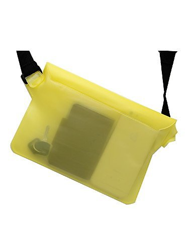 GXS Outdoor Aktivitäten wasserdichte Unisex-Taschen (verschiedene Farben) Gelb - gelb
