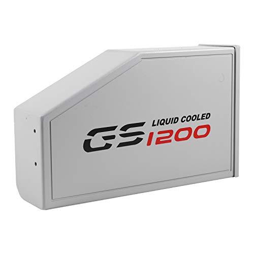 SODIAL Cassetta degli Attrezzi Decorativa per Staffa Lato Sinistro 5 Litri Alluminio R1200GS Cassetta degli Attrezzi per R1200GS LC Adventure R 1200 GS 2013-2018 (ADV)