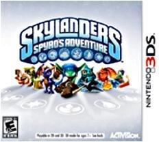 Skylanders Spyros Adventure - Game Only (Nintendo 3DS) (NTSC)