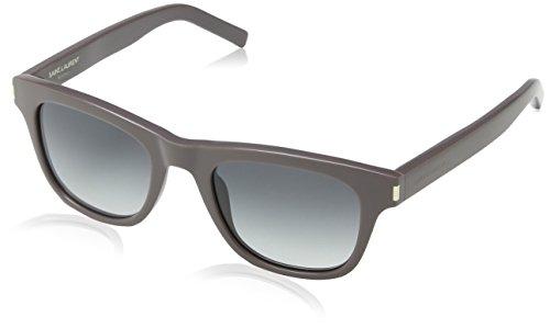 Yves Saint Laurent Unisex Classic 2 Sonnenbrille, Grau (Dark Grey), onesize