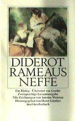 Rameaus Neffe. Ein Dialog. Zweisprachige Gesamtausgabe. Broschiert – Februar 1996 Johann Wolfgang von Goethe Denis Diderot Antoine Watteau Horst Günther