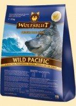 Wolfsblut Wild Pacific mit Seefisch in 15 KG (Mariendistel Bockshornklee)