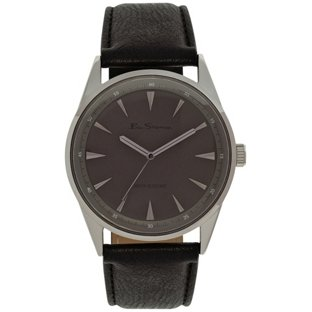 Grey Dial Black Strap Watch(442747600) Best Price and Cheapest