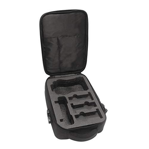 fang FANS Drohne Box Schulter wasserdichte Box Koffer Tasche für Hubsan Zino H117S & Smart Controller UAV-Spezialkoffer-Aufbewahrungsbox Messenger-Umhängetasche Tragetasche Schutzhülle (Black) -