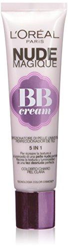 loreal-fondo-de-maquillaje-bb-cream-nude-magique-piel-clara