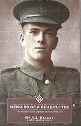 Memoirs of a Blue Puttee: The Newfoundland Regiment in World War One