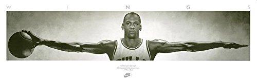 Michael Jordan Poster Wings (182,5cm x 58,5cm)