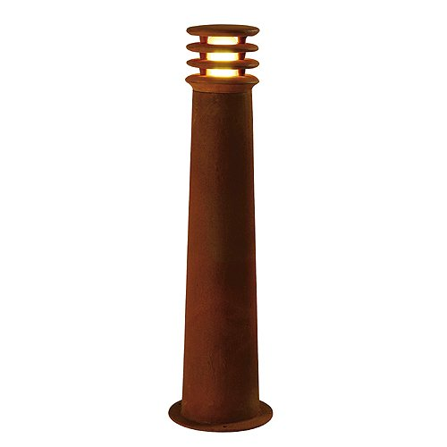 SLV 229021 RUSTY 70 outdoor lamp of iron made