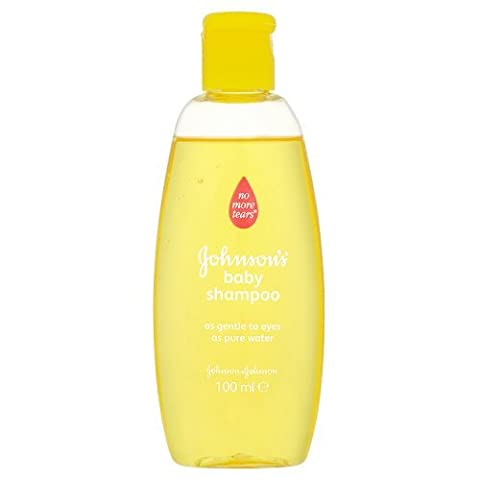 Johnson's Baby Shampoo, 100ml