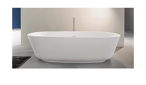 Antonio Lupi Badewanne Baia Oval BAIA Outlet: Amazon.de: Küche ...