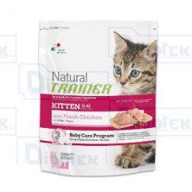 Natural TR. Gatto Kitten Pollo kg. 7.5