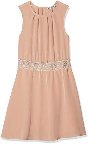 Garcia Kids Mädchen X82491 Kleid, Orange (Nude Blush 2409), 176