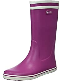 424dcd565 Amazon.es  Morado - Botas   Zapatos para mujer  Zapatos y complementos