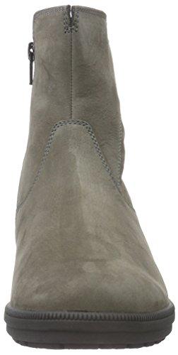 Ganter Damen Kathy, Weite K Kurzschaft Stiefel Grau (asphalt / antrazit 6162)