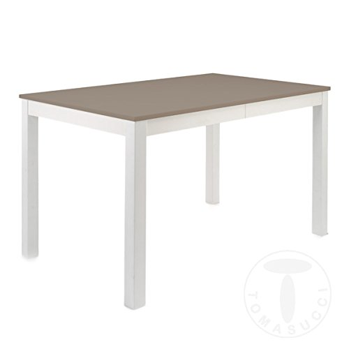 Table extensible Bull Sandy 130/170/210 cm Taupe