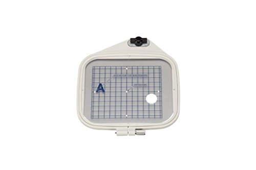 Embroidery Hoop A - Medium for Bernette Deco 340 ( Embroidery area 128 MM x 110 MM )