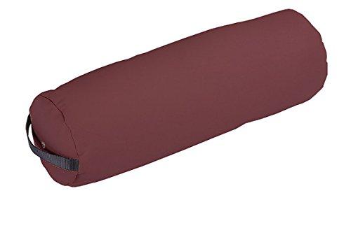 EARTHLITE Knierolle FLUFFY - Massagekissen/Nackenrolle/Nackenkissen für Massageliegen & Rückenschmerzen (weiches Innenmaterial)
