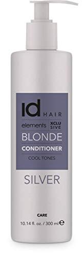 Acondicionador ID Hair Elements Blonde Silver 300