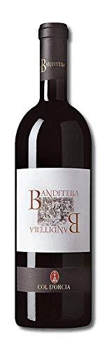TENUTA COL D'ORCIA - Rosso di Montalcino Banditella Bio -2013-0,75 l