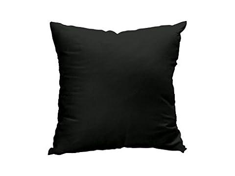 Soleil d'Ocre 527460 Alix Housse de Coussin Polyester Noir 40
