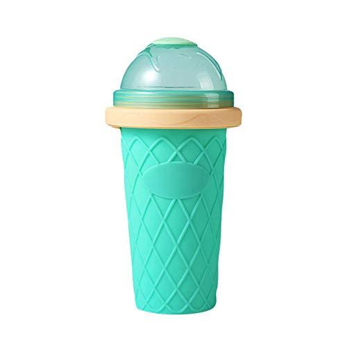 he Smoothie Cup, Hausgemachtes Eis, Kinder, Prise In Eine Eisschale, Schütteln Sie Den Gleichen Absatz, Doppelschicht Kreative Sandeisschale ()