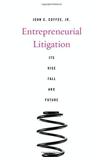 Entrepreneurial Litigation