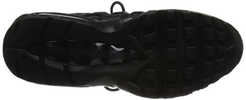 Nike Herren Air Max 95 Essential Laufschuhe, Schwarz Schwarz