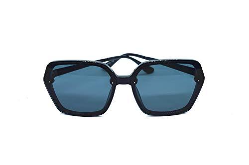 Otfi Fashion Sonnenbrille Unisex Damen Herren Leicht Fahrer Brille Polarisierte Rechteckig Schutz Für Autofahren Reisen Golf Party Und Freizeit Farben Verspiegelt Schwarz Sunglasses Sonnenbrillen