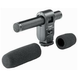 Canon DM-50 Richtmikrofon für Camcorder mit intelligentem Fotoschuh Canon Leben