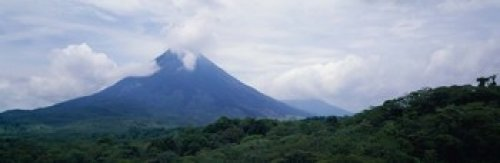 The Poster Corp Panoramic Images - Parque Nacional Volcan Arenal Alajuela Province Costa Rica Photo Print (91,44 x 30,48 cm) -