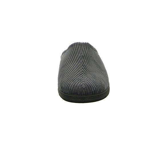 Thiesana 17700050 Herren Pantolette Kaltfutter Grau (Grau)