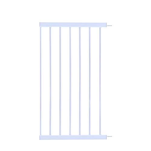 LIUFS-Clôture Sécurité Des Enfants Barrière Barrière Escalier Clôture Pour Chien Pour Animaux De Compagnie Clôture Pour Poteaux Balcon Isolation Porte Coup De Poing Gratuit (taille : 45cm extension)