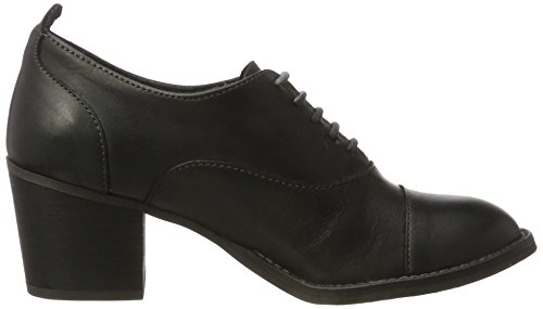 FLY London Damen Saal944fly Pumps Schwarz (Black 000)