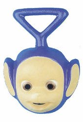 Joker 62234 - maschera viso in pvc bambini teletubbies tinky - winky, taglia unica