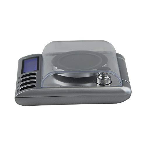 DuDuDu Laboratoire de Haute précision grammes électronique Balance Balance Balance de Poche numérique Portable Mini Bijoux pesant Machine50g/0. 001