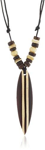 brett Kette Q163 (Surfbrett Halskette)