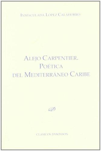 Alejo Carpentier Cover Image